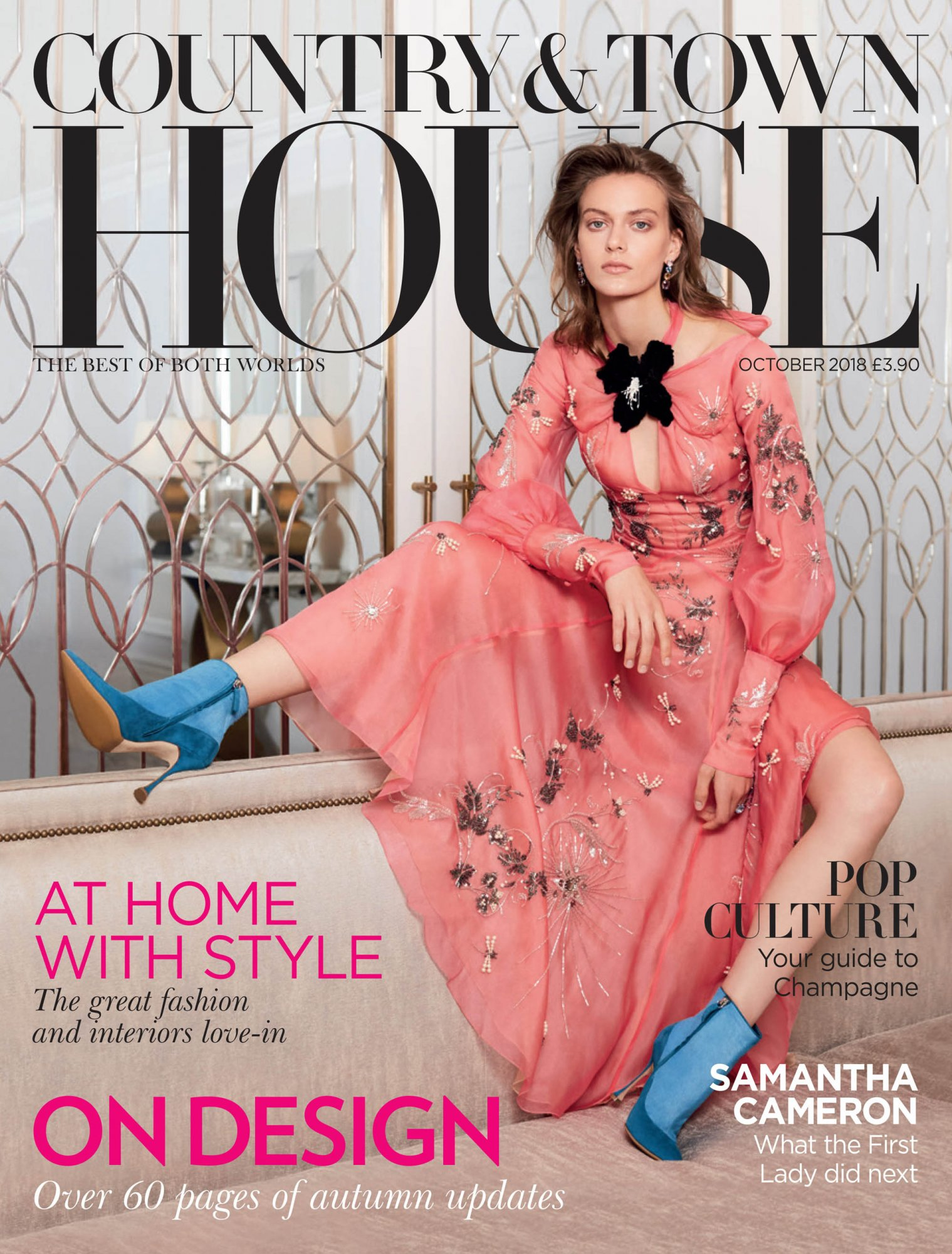 West One Bathrooms Country and Townhouse October 2018 Cover
