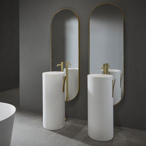 West One Bathrooms Giro basin