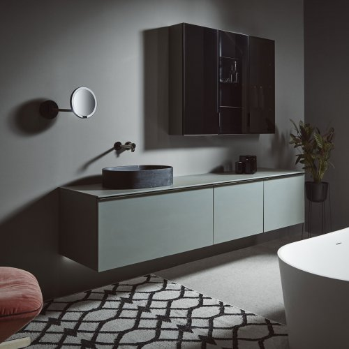 West One Bathrooms Strato Vanity Unit