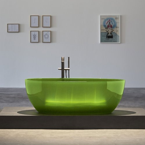 West One Bathrooms 03 antoniolupi REFLEX color LIME 02