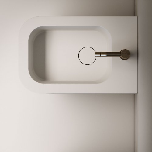 West One Bathrooms DETTAGLIO ALTO COTONE