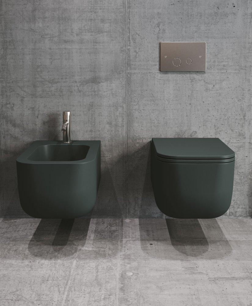 West One Bathrooms DETTAGLIO SANITARI ALOE
