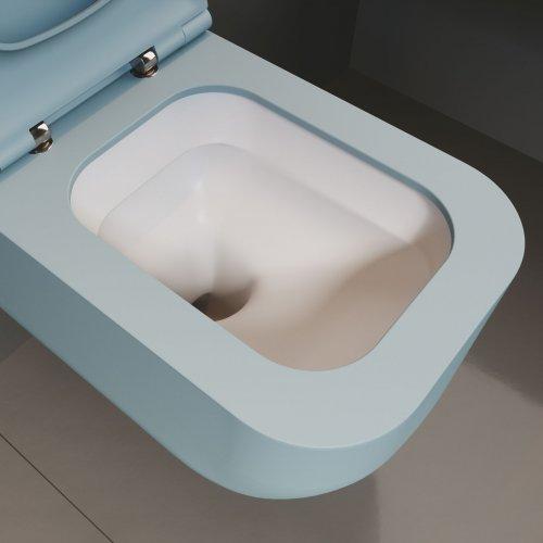 West One Bathrooms DETTAGLIO WC APERTO
