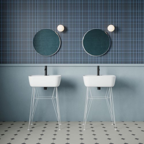 West One Bathrooms GUS + WALL PAPER