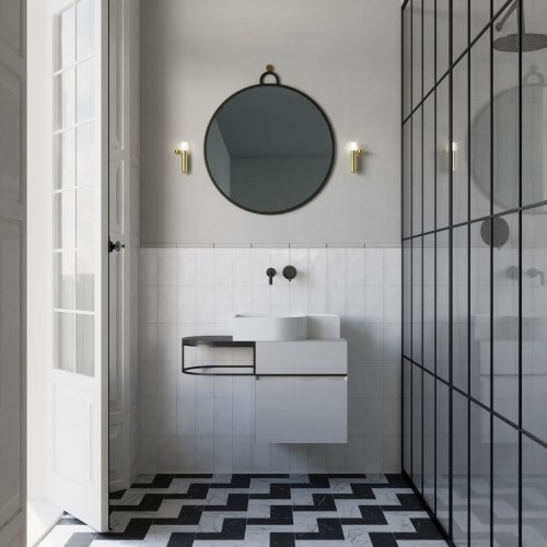 West One Bathrooms Scene EXT FrenchDeco Nouveau pp