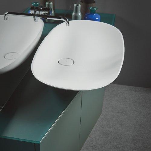 West One Bathrooms Forma countertop basin