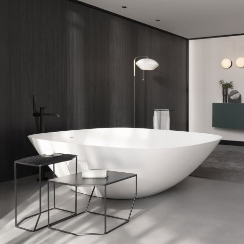 West One Bathrooms Inbani Forma Bath Large