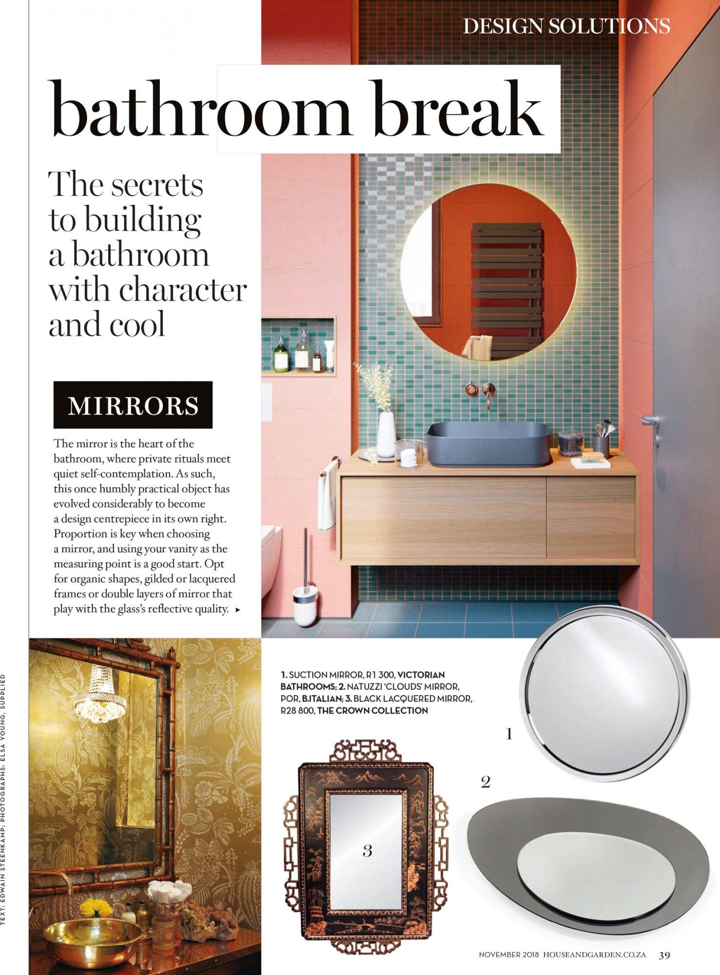 H&G Nov 18 DesignSolutions Bathrooms 1