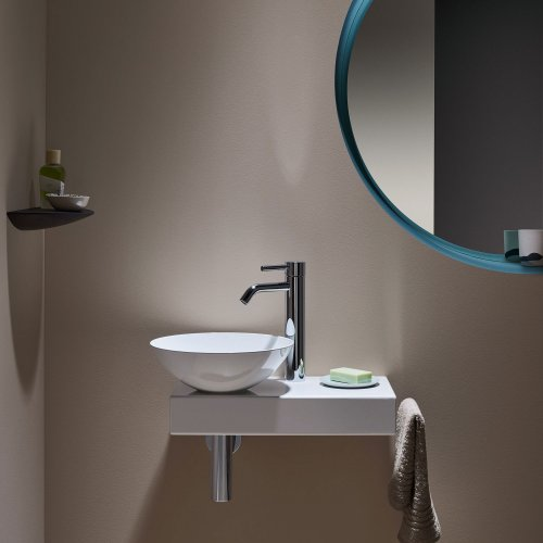 West One Bathrooms  Alape Piccolo Novo Weiss