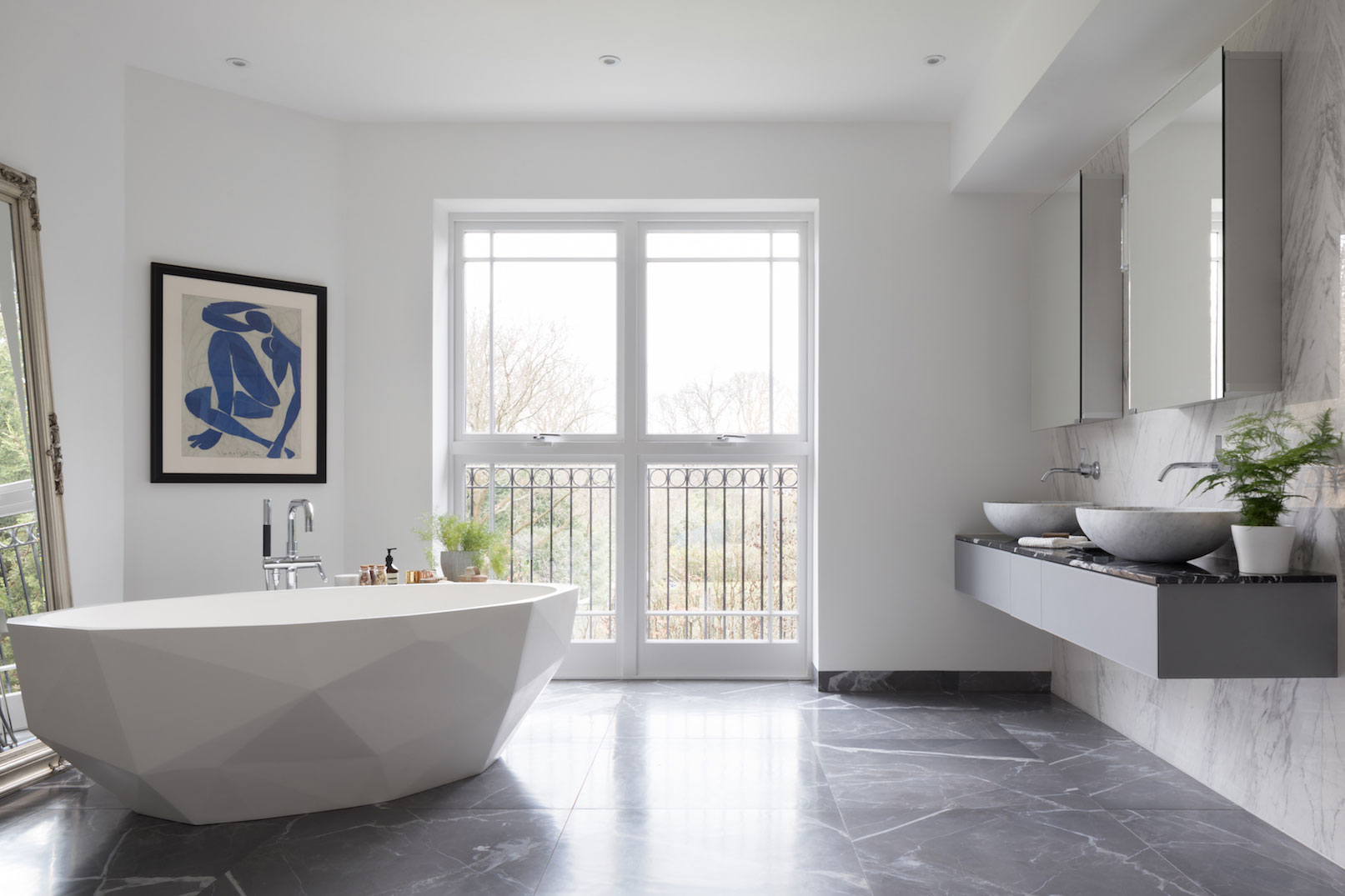 West One Bathrooms – Full overview – Oxshott house