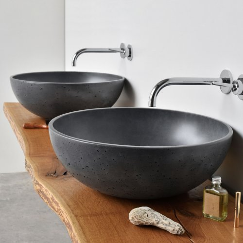 West One Bathrooms Gravelli Orb anthracite print3