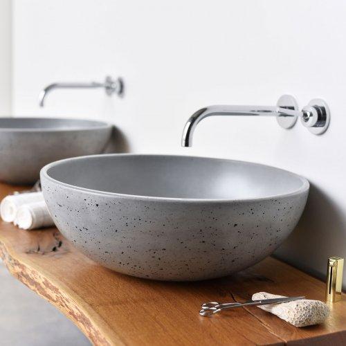 West One Bathrooms Gravelli Orb grey print2