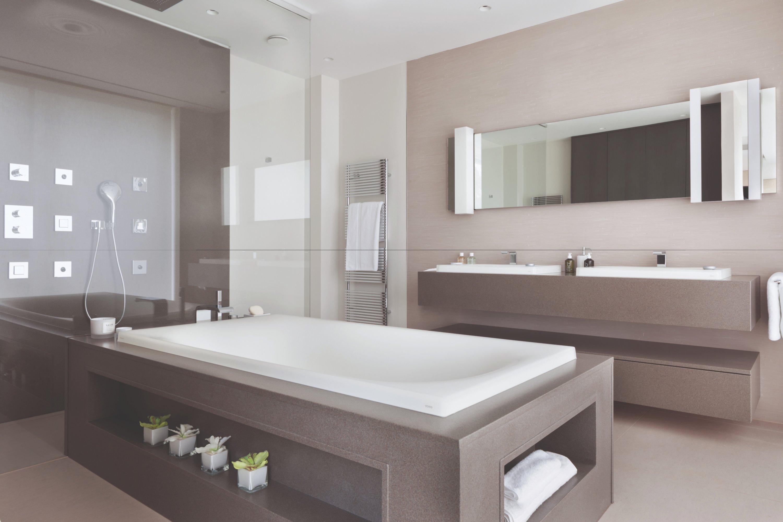 West One Bathrooms   Surrey Master Bathroom bath