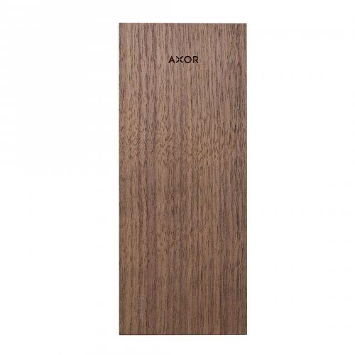 AXOR MyEdition Plate American Walnut