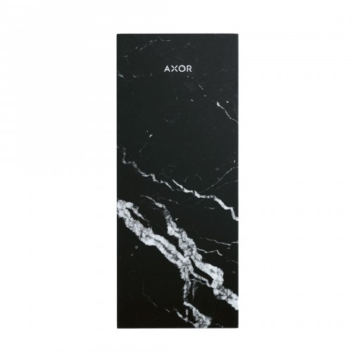 AXOR MyEdition Plate Black Marble