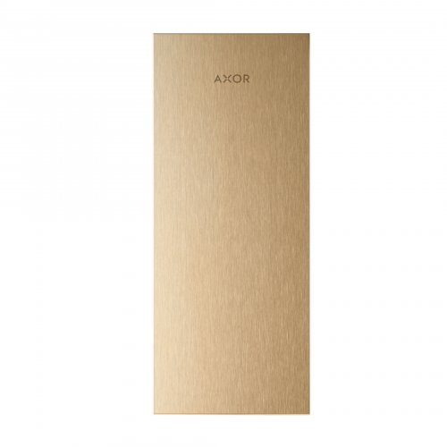 AXOR MyEdition Plate Brushed Bronze