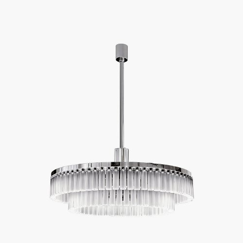 West One Bathrooms Orgue 10153200 orgue chandelier clear crystal
