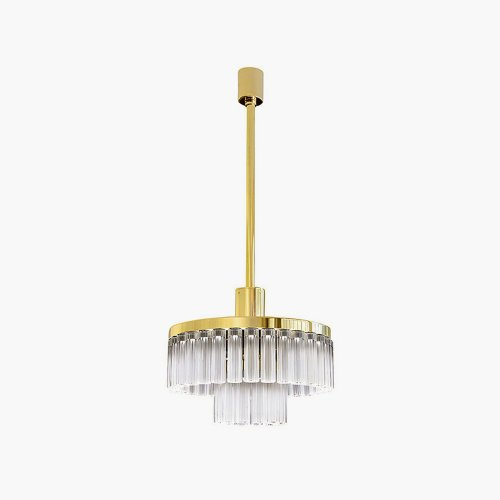 West One Bathrooms Orgue chandelier 03