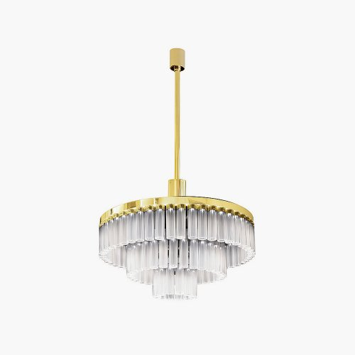 West One Bathrooms Orgue chandelier 04