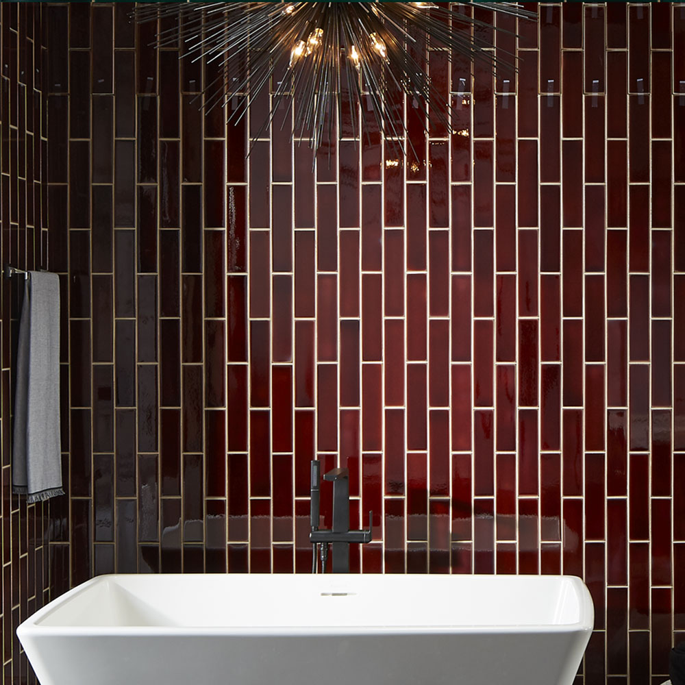 westone bathrooms kohler creackle tile mahogany