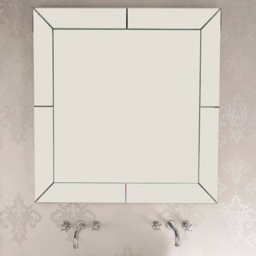 West One Bathrooms Nagno Tripple mirror 02