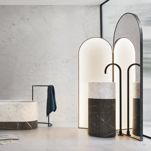 West One Bathrooms – Roma 2019 174 175