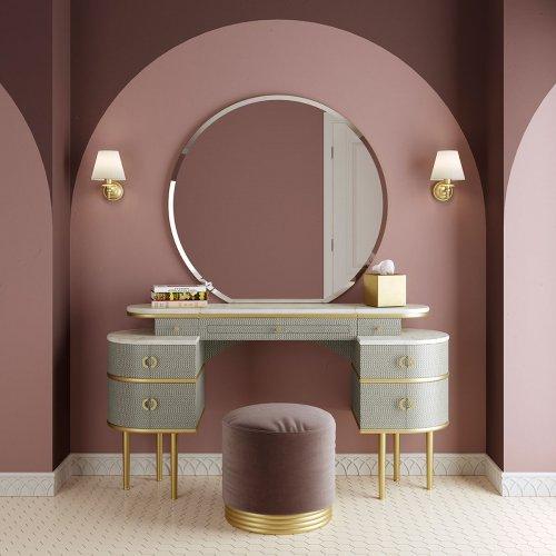 DD Zelda twill vanity table