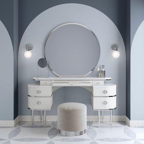 DD Zelda vanity table cream