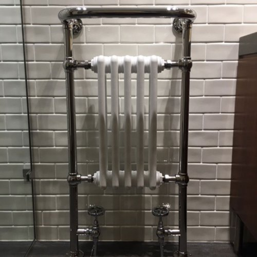 Regency towel rail