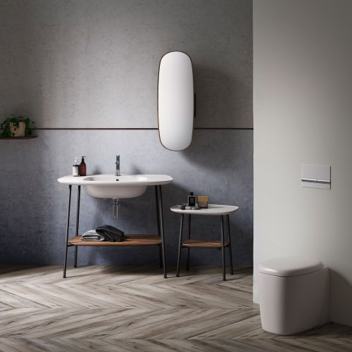 West One Bathrooms – Plural Domesticity – Set 01 – 01 Ambient