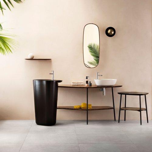 West One Bathrooms – Plural Plural restaurant bathroom 1