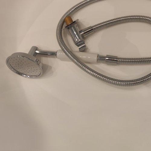 West One Bathrooms Waldorf shower handset