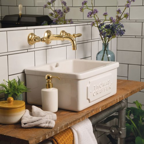 West One Bathrooms Downham basin