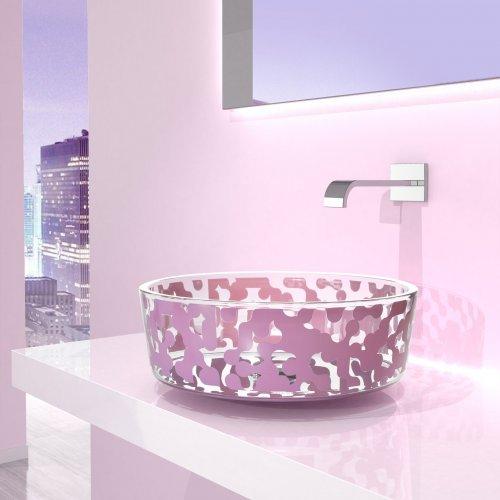 Glass Design MAREA Lavender colour1  Karim Rashid