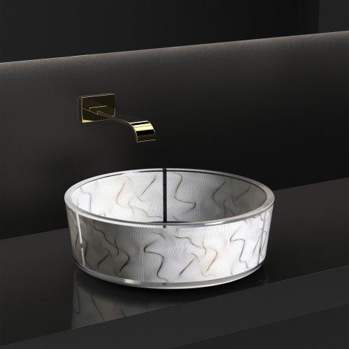Glass Design – Vento White