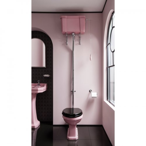 West One Bathrooms – Confetti Pink C1