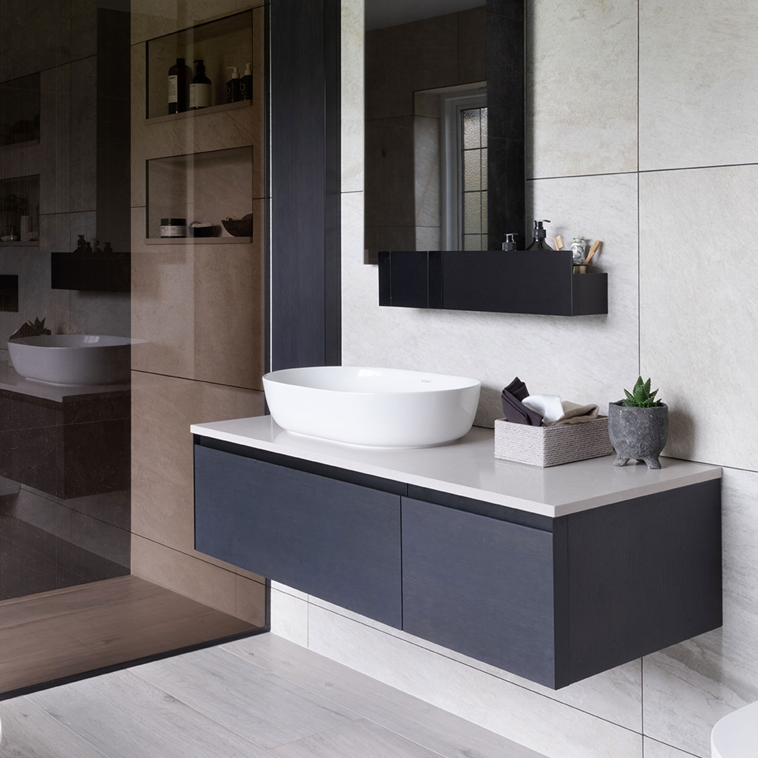 West One Bathrooms Manor Way 3 Square