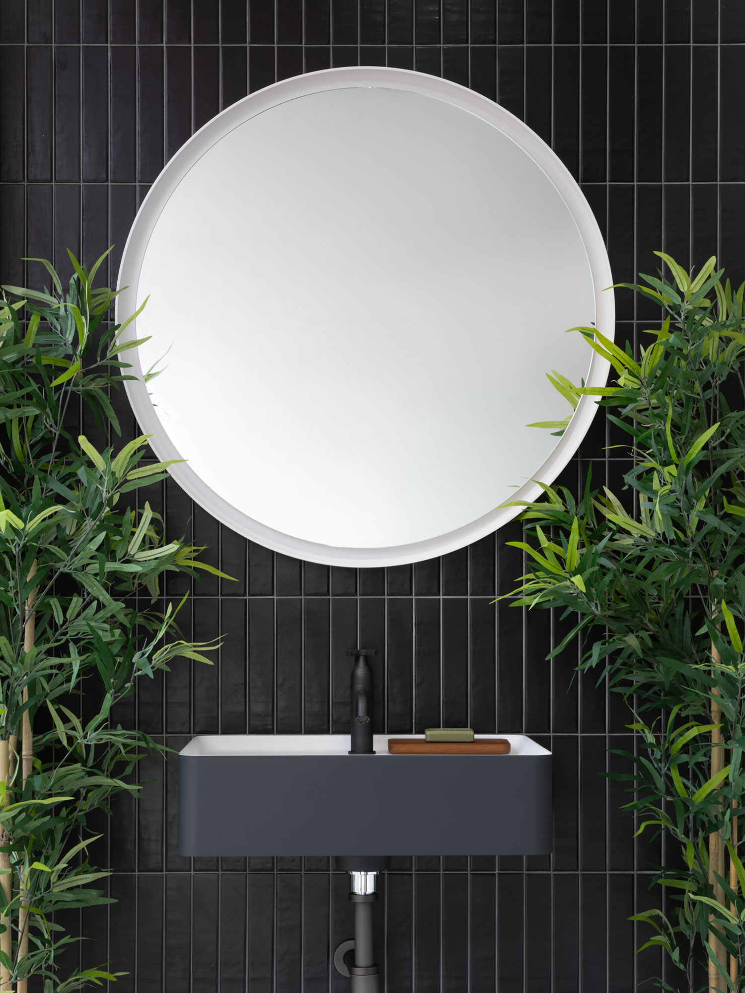 West One Bathrooms Inspiration Bold and beautiful image2a
