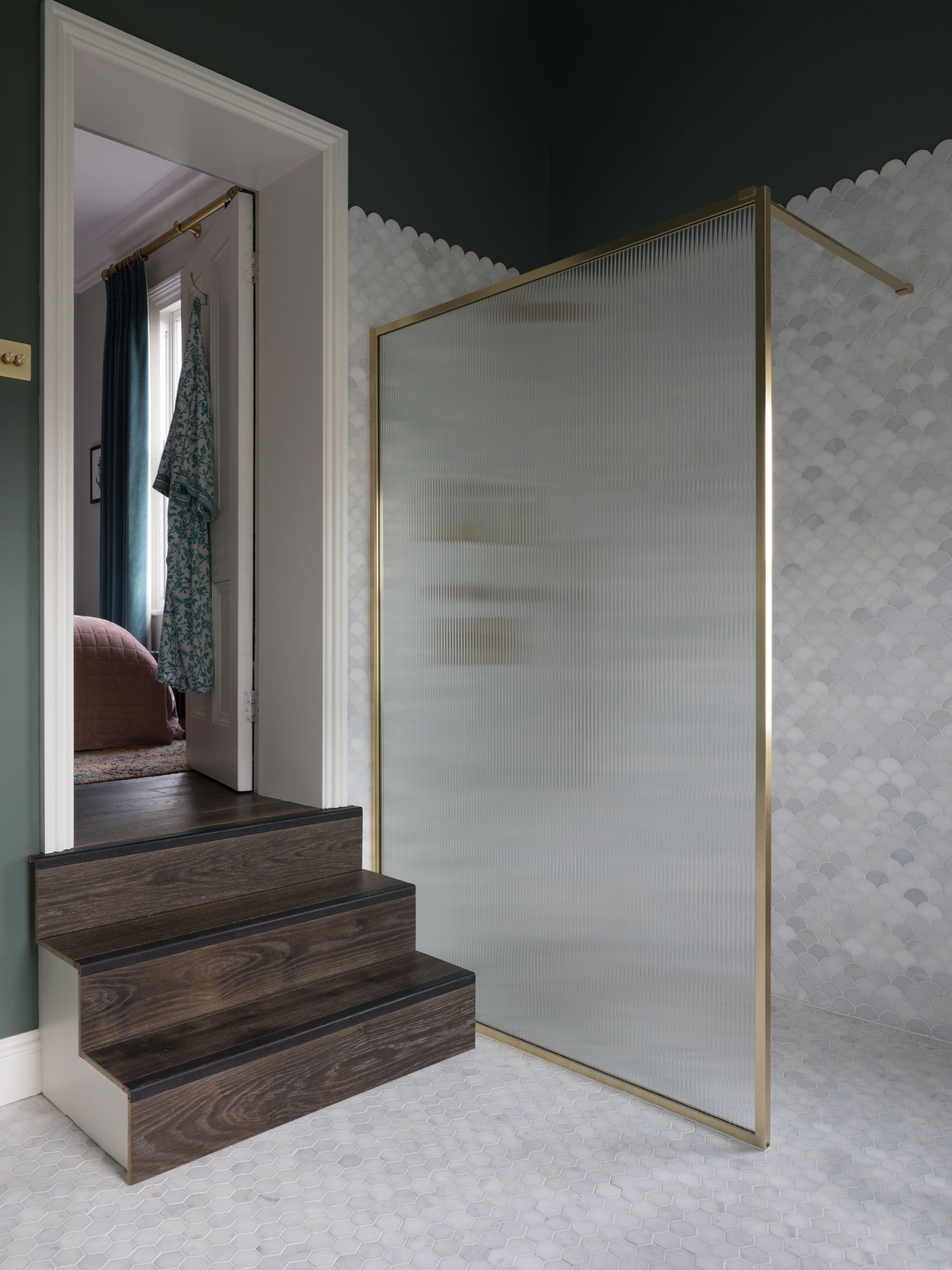 West One Bathrooms Inspiration Turning a Spare Room into a Large Bathroom image1b