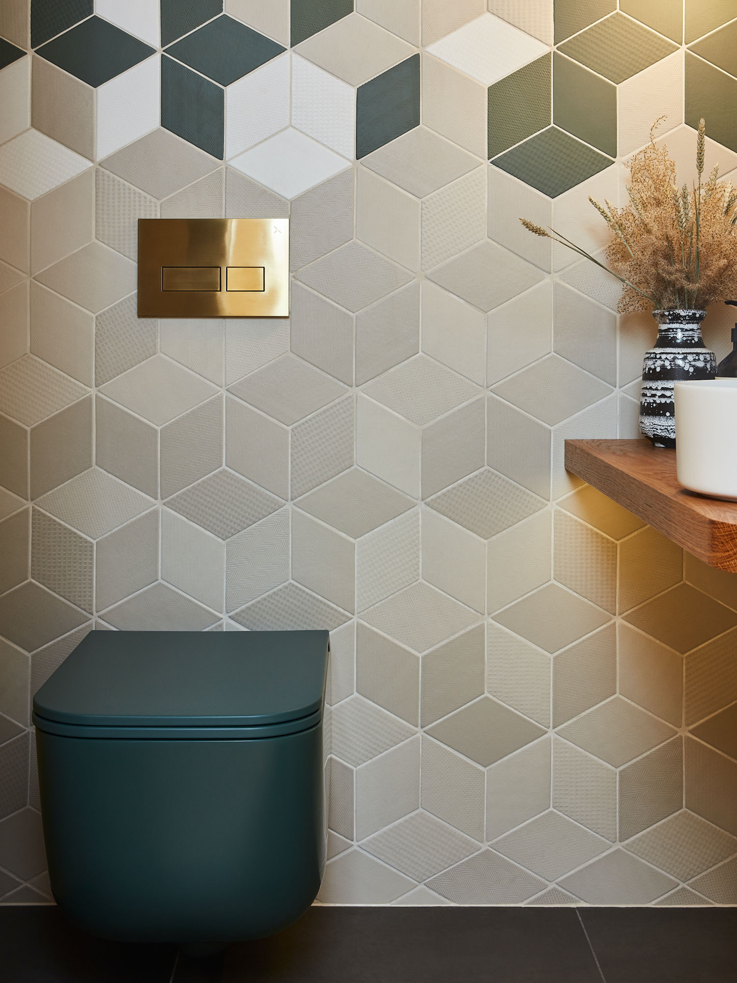 West One Bathrooms Inspiration Turning a Spare Room into a Large Bathroom image3b