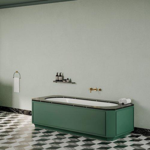 West One Bathrooms Nostalgia Bath 02