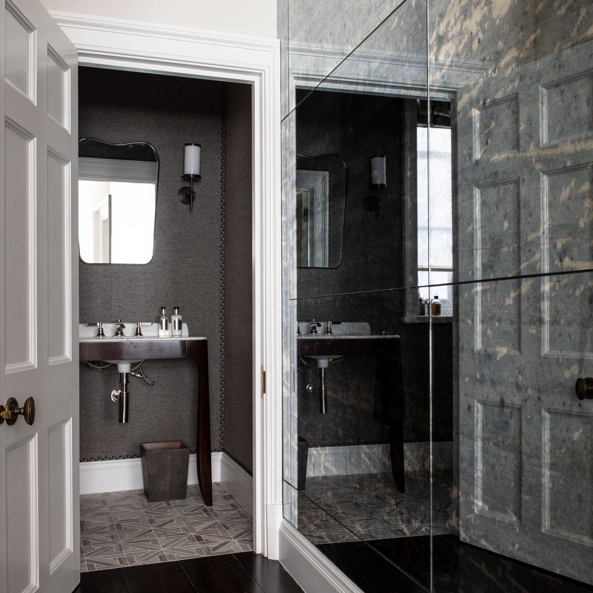 West One Bathrooms SchillerbeyoneInteriors