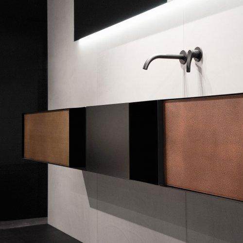 West One Bathrooms Zero20 brass copper