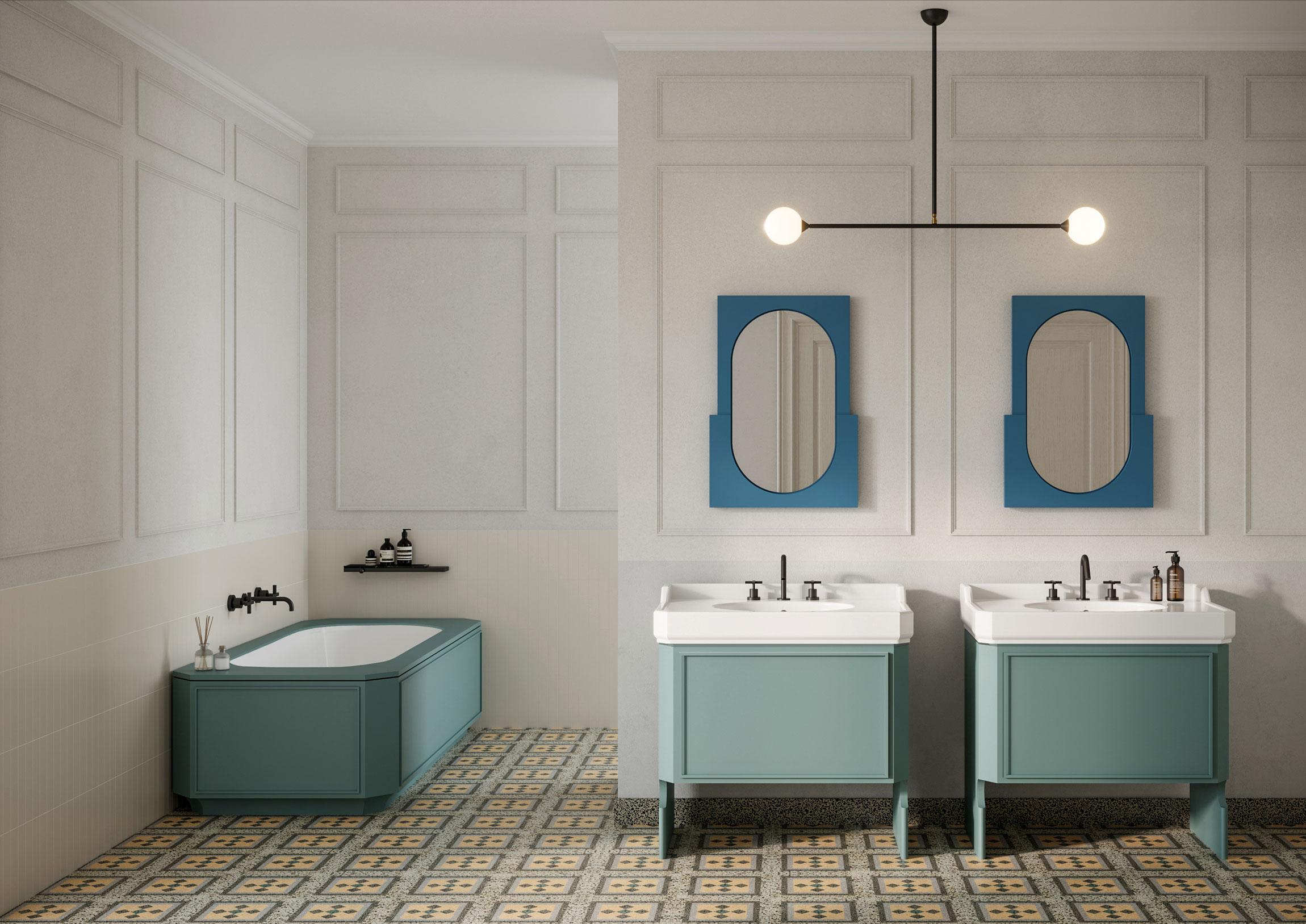 West One Bathrooms ext Nostalgia